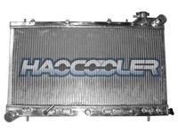 High Performance Aluminum Auto Radiator -Thickness 40mm, for Subaru Forester 2.5T