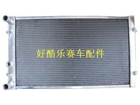 High Performance Aluminum Auto Radiator -Thickness 40mm, for Volkswagen BORA 1.8T