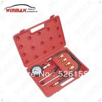 WINMAX Petrol Engine Cylinder Compression Tester Kit Gauge M8 M10 M12 M14 Car Garage WT04106