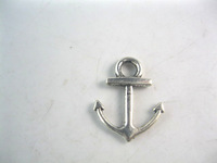 New Arrival Anchor Pendant Antique silver Alloy Metal Pendant Fit Jewelry Handcraft Wholesale a1380