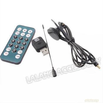 Best Price 1 piece/lot Mini Digital TV Tuner Receiver &Recorder USB 2.0 DVB-T HDTV Tuner Receiver 750139