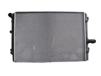 High Performance Aluminum Auto Radiator -Thickness 40mm, for Volkswagen  Golf6 R20 /SCIRROCO  R