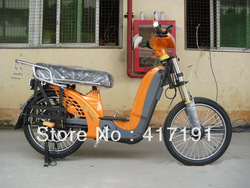 wholesale ebike with 48v/12ah lead-acid battery,450W motor power and 22*2.25 tire/electric bike with CG seat and big loading(China (Mainland))