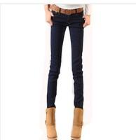 Top sale new 2014 JE-001 Women low Waist Skinny Jeans Plus Size XXXL Best Quality Fast Delivery