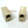 RJ11 4 pin Female To RJ11 4-pin Female Adapter Connector Network(China (Mainland))