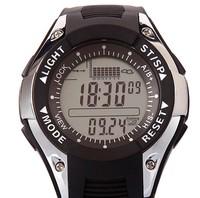 New arrival 2013 30 meters waterproof fish finder watch barometer altimeter elevation table airgauge