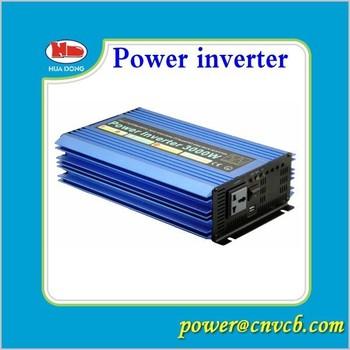 Free shipping! Power inverter 2000w 24V 240V modified sine wave no grid tie inverter