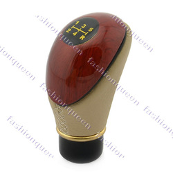 Car Auto gear stick knobs Universal Manual Shift Shifter Lever Knob For 5-Speed Beige 12699(China (Mainland))