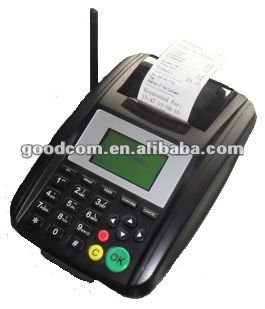 SMS Printer/GPRS Printer/Online ordering thermal receipt printer, print remote orders from website(China (Mainland))
