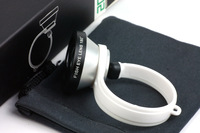180 degree Detachable mobilephone Clip Fish Eye Lens for iPhone 4 4S 5 Samsung Galaxy i9300 fish eye Lens Fast Shipping