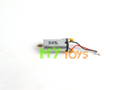 Main Motor for WL V922 2.4G 6CH RC Helicopter spare part Accessory wholesale(China (Mainland))