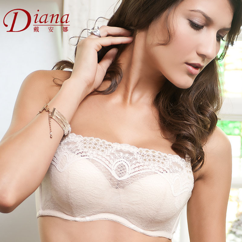 Diana flash lace tube top design women&#39;s push up bra underwear 2723h 5(China (Mainland))