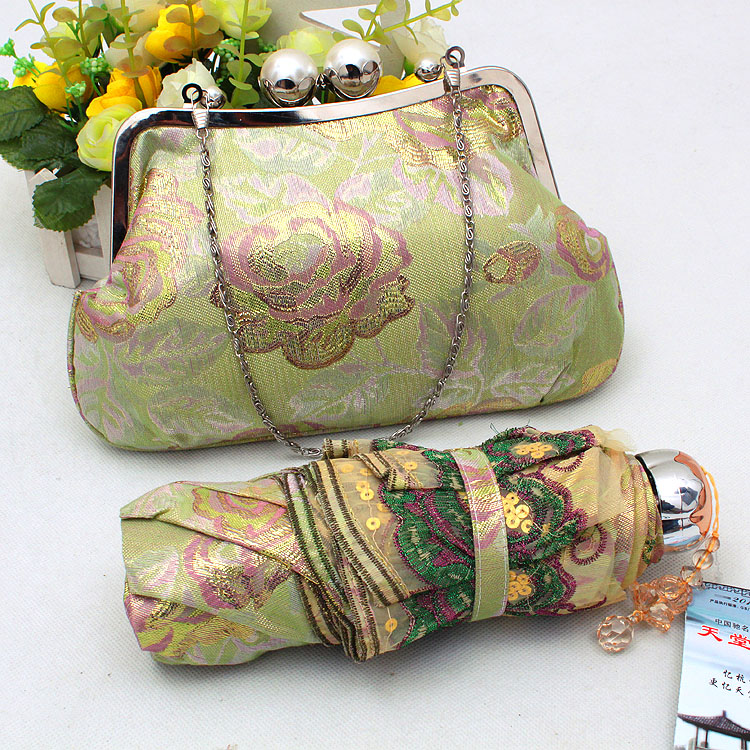 2013 Rich peony quality sunscreen sun protection umbrella sun umbrella anti-uv ultra-light folding umbrella(China (Mainland))