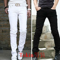 New 2014 male han edition cultivate one's morality pants men haroun pants, casual pants/Two color, free shipping