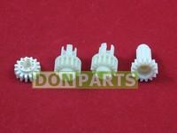 NEW Fuser Gear Kit 4PCS for HP Color LaserJet 3000 3600 3800 CP3505 RC1-6267 RC1-6266 RC1-6285