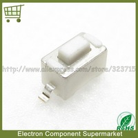 100pcs/lot SMT Tactile Push Button Switch 3X6X4.3mm SMD Touch Switch Free Shipping