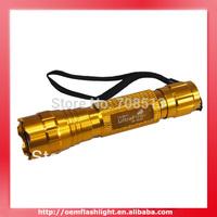 UltraFire WF-501B Flashlight Shell (Yellow)