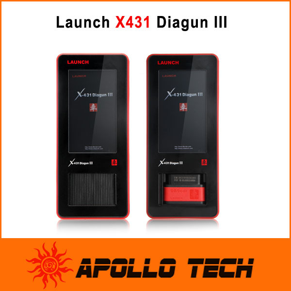 100% Original Europe Version Launch X431 Diagun online-update support multi-languages choose(China (Mainland))