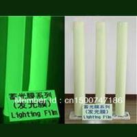 adhesive photoluminescent/Luminous Film/glow In The Dark Vinyl/photoluminescent Film