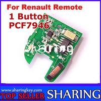 Reanult Clio Kangoo Master 1 button  Remote PCB