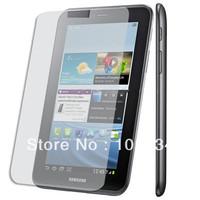 LCD Screen Protector for Samsung Galaxy Tab 2  Free Shipping
