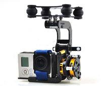 Gopro 3 Brushless Camera Mount Gimbal w/ Motors & Controller for Gopro3 Aerial