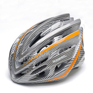 NEW Cycling BMX BICYCLE HERO Bike Carbon fiber color Helmet With 22 holes(China (Mainland))