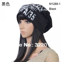 Wholesale 10pcs 2014 NEW Men Beanie Slouchy Mens Beanies Caps Lady Hat Slouch Hats Womens Oversized Cap Headwear Spring Autumn