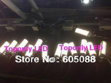 5w g24 base led pl bulb rotated pl tube lamp 3000k warm white 350 400lm 50pcs