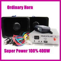 18 classic tone  AS940 400W Car siren wireless remote alarm/Speaker alarm/policemen Alarm Wireless remote  loudspeaker