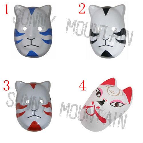 Kakashi Mask Under Mask Kakashi Neenya Anbu Ninja Mask