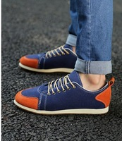 2013 fashion warm comfortable winter new high heel shoe hoes washed suede leather + Martin soles man casual shoe Free shipping