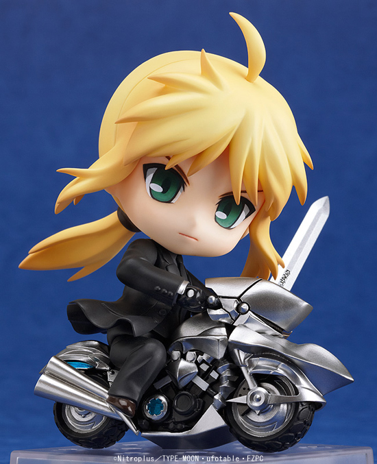 Free shipping Clay people Saber Zero Ver, top proportion, PVC, ABS can begin to do, paint the finished product(China (Mainland))