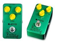 Joyo Overdrive Guitar Pedal  Vintage Overdrive Guitar Effect True Bypass  Metal Housing JF-01