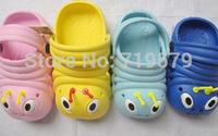 2014 Summer Children kids eva hole sandals garden slippers slides for boys and girls 5m-9yrs Freeshipping