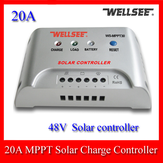 MPPT 20A 48V solar charge controller,(China (Mainland))