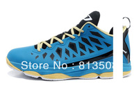 Free Shipping top quality 2013 Athletic Basketball Shoes Paul 6th for men, fashion brand sports shoe Eur size 41-46