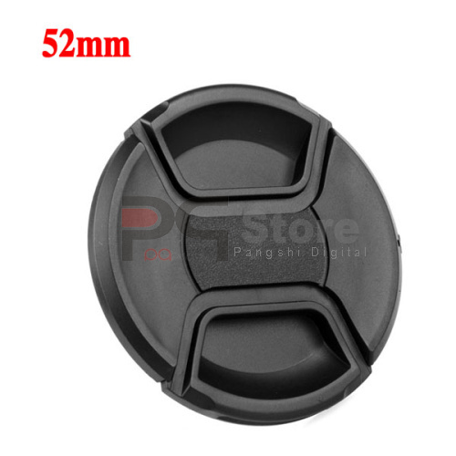 Snap on Front Cap For 52mm Canon Nikon Sony Pentax Lens(China (Mainland))
