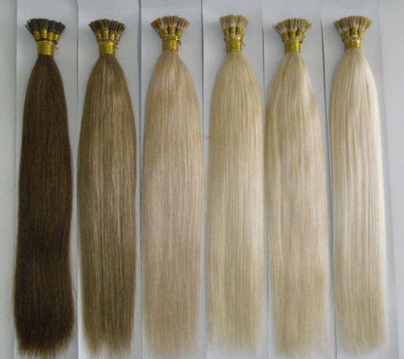 Human hair strand - photo#28