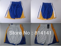 Wholesale-Free Shipping Cheap sewn Shorts Stephen Curry #30 Revolution 30 Swingman New Material Basketball Shorts(China (Mainland))