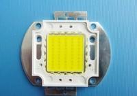 Free Shipping 10pcs High power 50W 4000-4500LM 32-34V White led lamp TAIWAN chip
