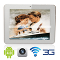 Free Shipping New 8&quot;Android 4.0 Wi-Fi 8GB 10-Point Capacitive Touch Screen Tablet PC White-88010494