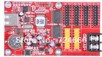 BX-5U0 control card P10 led module display