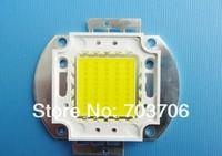 Free Shipping 5pcs High power 100W 8000-9000LM 32-34V White led lamp TAIWAN chip
