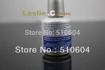 wholesale nail art salon supplies IBD Intense Seal UV top coat gel / base gel 100pcs/lot freeshipping