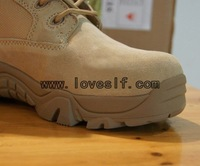 Loveslf the sand  boots military boots