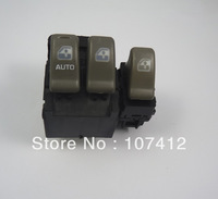 Free Shipping ,(GM006007GRAY) New Electric Power Window Switch Lifter switch GRAY Fit For Silhouette Venture