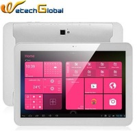 Pipo M9 Pro 3G GPS Tablet PC RK3188 Quad core 1.6GHz 10.1 inch Retina Screen 2GB 32GB Bluetooth 5.0MP Camera White