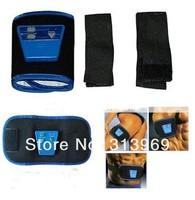 70pcs/lot # AB Gymnic Electronic Muscle Belt Arm leg Waist Massage Belt fitness belt Body building belt