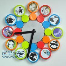 photo wall clock price